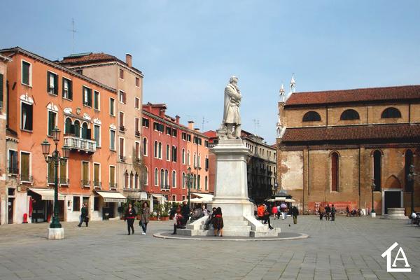 Appartamento Asta Campo Santo Stefano Venezia