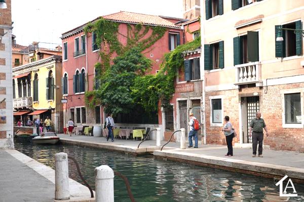Ristorante e albergo Sestiere San Polo Venezia