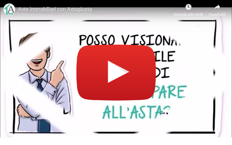 Video Asta Immobiliare